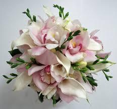 Orchid Bouquet Gaeroladid White Cymbidium Orchid Bouquet Images