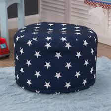 china square pouf ottoman for fashion design stool bean bag