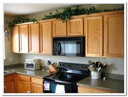 decorating ideas for the top of kitchen cabinets pictures above kitchen counter decorating ideas large size of kitchen counter