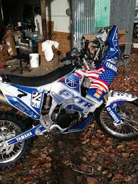 yamaha motocross bikes for sale wow you don u0027t see bikes like this very often yamaha wr450 with a