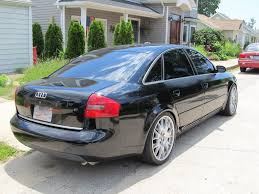 audi a6 modified 2000 audi a6 specs and photos strongauto