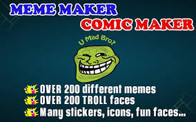 Meme Maker Comic - meme maker comic maker for android free download on mobomarket
