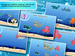 sea animals u0026 ocean creatures android apps on google play