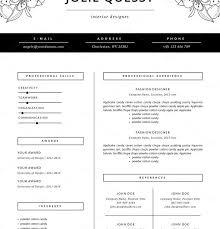 Fashion Resume Template Download Fashion Design Resume Template Haadyaooverbayresort Com