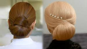 beautiful bun hairstyles dailymotion hairstyle picture magz