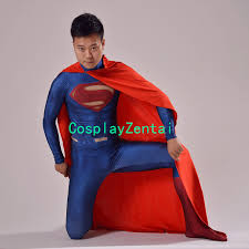 online get cheap man steel costume aliexpress com alibaba group