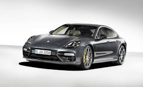 Porsche Panamera All White - 2017 porsche panamera pictures photo gallery car and driver
