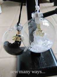 graduation ornaments 35 creative diy ideas for clear glass ornaments tipsaholic