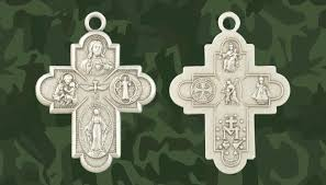 catholic medals the scapular medal our catholic dog tagthe scapular medal our