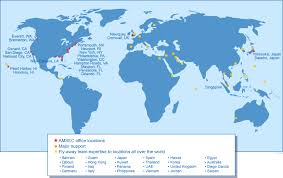 Hawaii World Map Locations Hii Technical Solutions