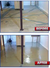 concrete floor coating waterproofing sealing systems