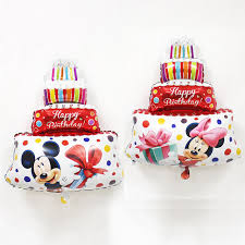 jf free shipping new 1pcs mini minnie mickey cake aluminum