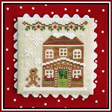 Country Cottage Needlework by 1627 Best Christmas Winter Cross Stitch Images On Pinterest