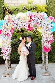 wedding arches decorated with flowers wedding arch ideas