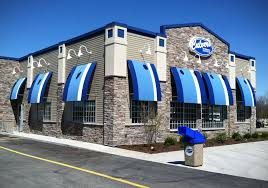 Commercial Building Awnings Canvas Awnings Northrop Awning Company