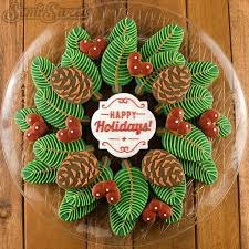decorated christmas cookies agreeable decorated christmas cookies vibrant best 25 ideas on