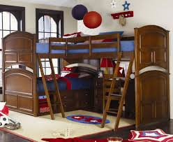 3 Bed Bunk Beds Model Smart Ideas 3 Bed Bunk Beds U2013 Modern Bunk