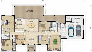 homes plans sumptuous design inspiration queensland home plans 3 acreage rural