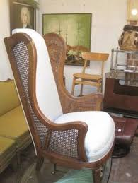 vintage 1960 u0027s chair lewittes wing back chair mid century chair
