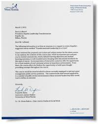 leadership recommendation letter examples images letter samples