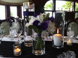 Purple Vases Cheap Cylinder Vases Wedding Create Beautiful And Fresh Centerpiece