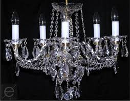 Crystal Glass Chandelier Awesome Glass Crystal Chandelier With Fresh Home Interior Design
