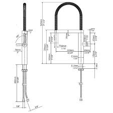 blanco kitchen faucet culina semi pro kitchen faucet 44133 by blanco yliving