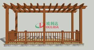 Home Depot Pergola Kit by Veranda Home Depot Pergola 7m 2 5m 2 85m Durable Free