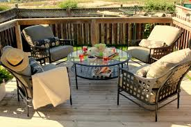 Hampton Patio Furniture Sets - turtles and tails patio makeover