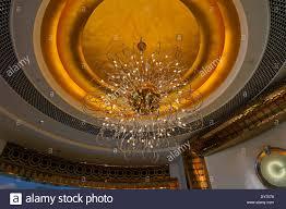 Chandelier Dubai The Luxurious Interior At The Burj Al Arab Hotel With A Gorgeous