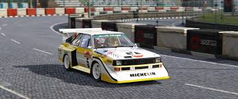 audi rally assetto corsa players to get the audi quattro s1 group b rally