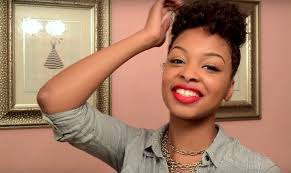Styles To Wear While Transitioning To Natural Hair - six transitioning hairstyles for short hair un ruly