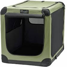 Dog Crate Covers Firstrax Noz2noz Sof Krate N2 Series Indoor U0026 Outdoor Pet Home 42