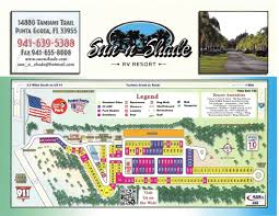 punta gorda fl map sun n shade rv park 2 photos punta gorda fl roverpass