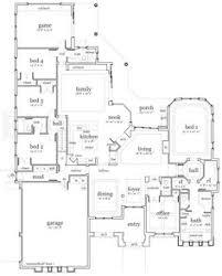 Floor Plan Modern House The Rawson Australian House Plans The Most Gorgeous Family Home