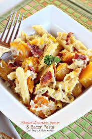 roasted butternut squash and bacon pasta can u0027t stay out of the