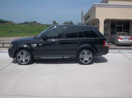 black land rover with black rims customers vehicle gallery week ending august 04 2012 american