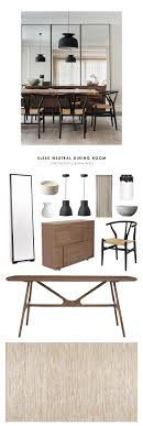 Best  Modern Dining Room Sets Ideas On Pinterest Mid Century - White modern dining room sets