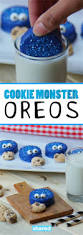 a super fun treat for all ages cookie monster bark this easy to