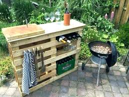 diy grill table plans diy outside bar outdoor bar table outdoor grill table outdoor table