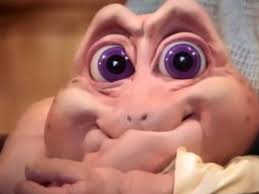 Baby Sinclair Meme - baby sinclair mira su divertido video m磧s visto en youtube epic