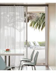 Sheer Patio Door Curtains 17 Best Sliding Door Window Treatments Images On Pinterest Glass