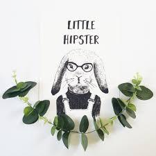 little hipster u0027 kids print nursery print pika u0026 pookie nz