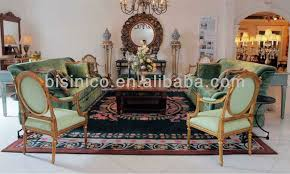 green long sofa couch set british windsor victorian style living