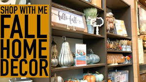 Kirkland Home Decor Locations Shop With Me For Fall Home Decor Kirklands U0026 Dollar Tree Fall