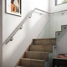 Metal Stair Rails And Banisters Best 25 Metal Handrails Ideas On Pinterest Stair Railing Design