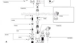 moen kitchen faucet installation moen 7700 parts list and diagram ereplacementparts for moen