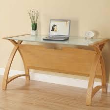 Laptop Desks Uk Modern Simple Solid Wooden Oak Workstation Study Table