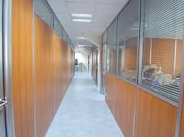 cloison aluminium bureau cloison amovible mi hauteur excellent cloison amovible vitre bord