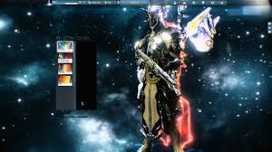 warframe great color palettes for your youtube idolza